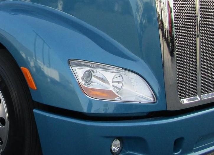Peterbilt 579 Bi-Xenon Headlight Upgrade Kit