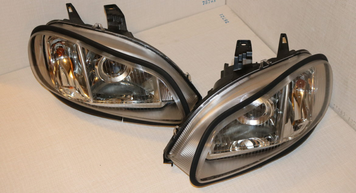 Updated Lights for Freightliner M2 Now Shipping! - Deep